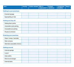 Business action plan template 5 download free documents in pdf