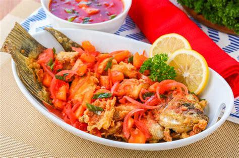 Crispy Ikan Pedas ikan krispi asam manis resep dari dapur