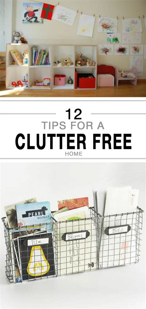 home organization tips from local bloggers life with levi 12 tips for a clutter free home