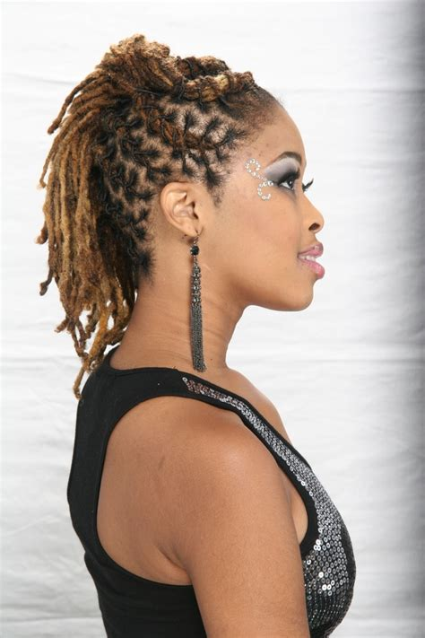Hairstyles For Dreads by Amazing Dreadlocks Hairstyle Ideas For 2016 Hairstyle