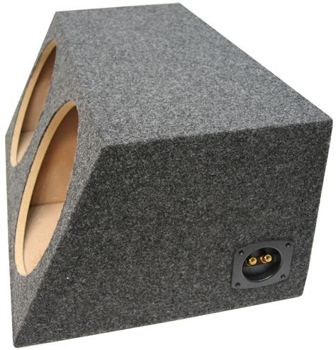 Speaker Subwoofer 12 Inch car audio dual 12 inch sealed sub box stereo subwoofer