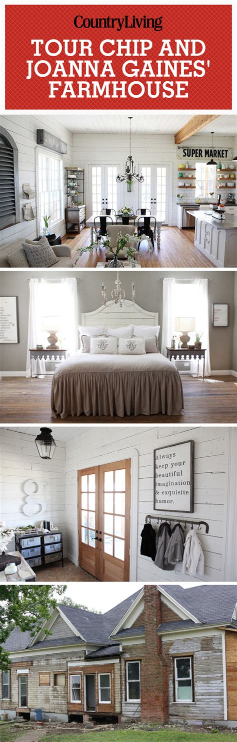 chip and joanna gaines farmhouse tour chip and joanna gaines house tour fixer upper farmhouse