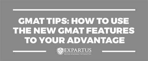 Mba Gmat Enhanced Score Report by Gmat Tips How To Use The New Gmat Features To Your Advantage
