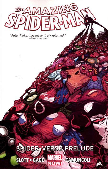 Amazing Spider Tp Vol 03 Spider Verse Marvel Comics amazing spider tp vol 02 spider verse prelude