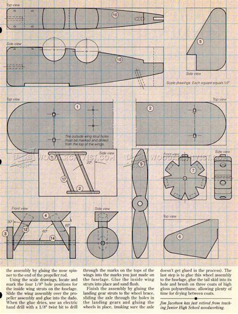 inspiring wood plane plans  photo house plans