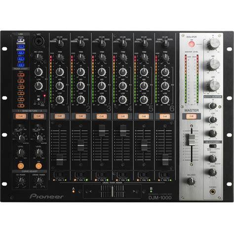 Mixer Audio Pioneer pioneer djm 1000 mixer digitale professionale 6 canali per dj