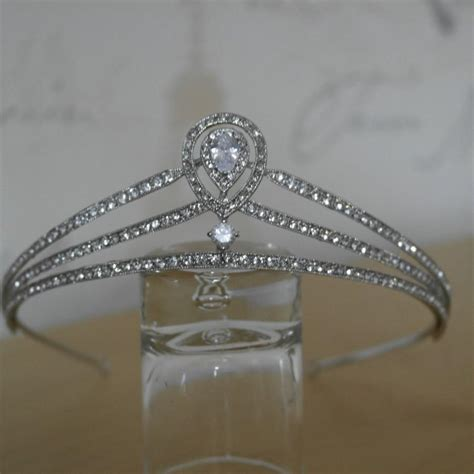 Vintage Wedding Hairstyles With Tiara by The Gallery For Gt The Great Gatsby Hair Accessories