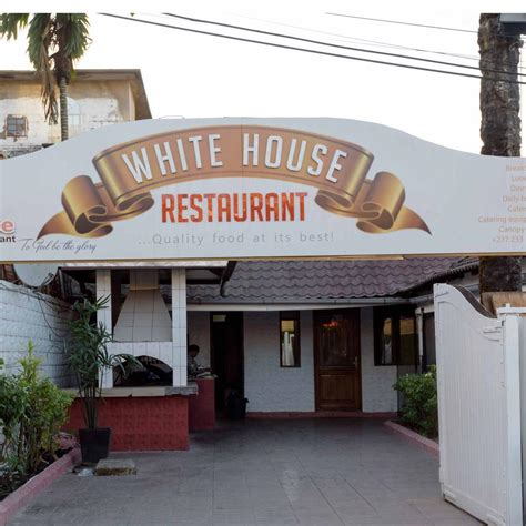 the white house restaurant asserts itself in