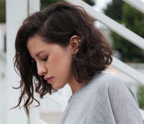 pelo corto de chenoa las 25 mejores ideas sobre pelo corto y ondulado en