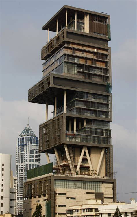 World S Most Expensive House Mukesh And Nita Ambani Reveal Interiors Of Antilia