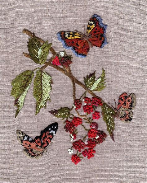 embroidery butterfly 17 best images about embroidered butterflies on