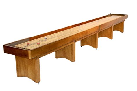22 foot tournament shuffleboard table mcclure tables