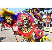 As&237 Se Vivi&243 La Batalla De Flores En El Carnaval Barranquilla