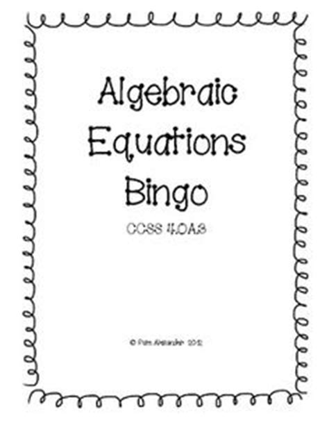 pattern variables a and b 1000 images about math lessons on pinterest variables