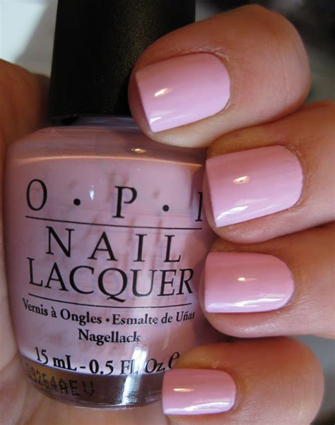 opi pink colors pretty grey day best color