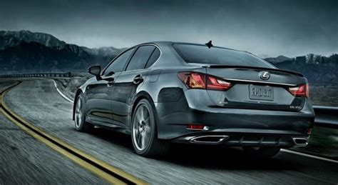 lexus gs   sport sedan review