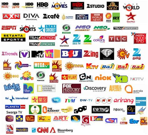 tv channels all tv channels