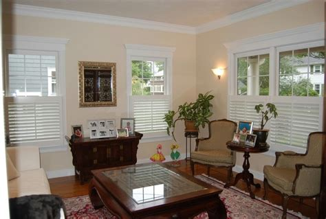 living room shutters plantation shutters traditional living room boston