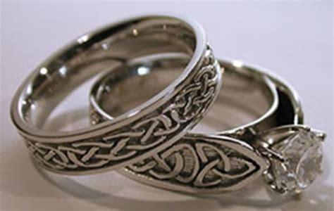Scottish Wedding Rings by Best 25 Celtic Wedding Bands Ideas On Celtic