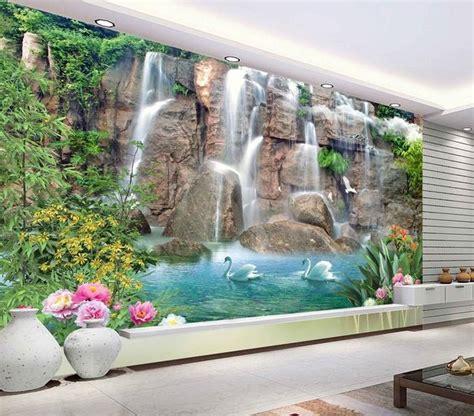 hd wall murals high quality hd beautiful water money wallpaper 3d wall mural papel de parede photo 3d hd
