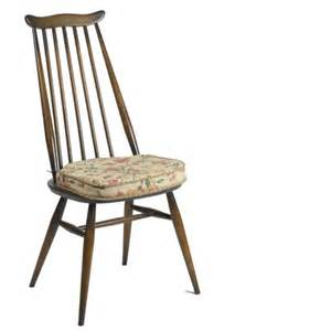 ercol goldsmith colonial side dining chair retro ebay