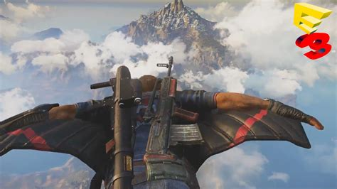 Istimewa Ps4 Just Cause 3 just cause 3 gameplay trailer demo e3 2015 pc ps4