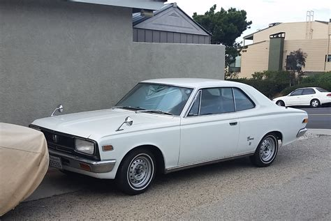 1971 toyota crown cc capsule 1969 1971 toyota crown hardtop found far