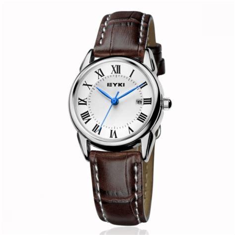 Jam Kulit jam tangan kulit pria eyki non original