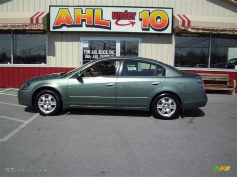2005 mystic emerald green nissan altima 2 5 s 27324690 gtcarlot car color galleries