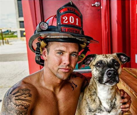 charleston puppies the and sweet firefighters with puppies calendar