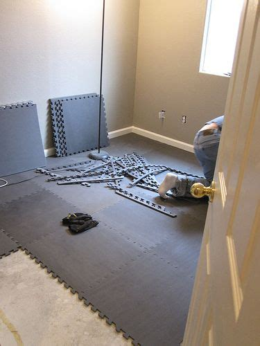 exercise room flooring 17 best ideas about basement workout room on home workout rooms room and