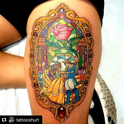 17 best ideas about stained glass tattoo on pinterest