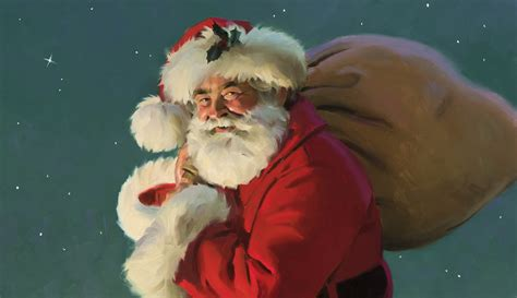 How To Find A Home Decorator santa claus christmas cards decorator prints and giclees
