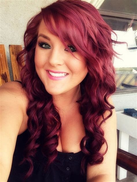 best hair color at sallys red and purple hair sally s ion color brilliance shade