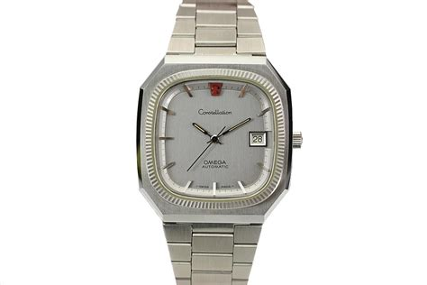Z Omega List 1970 omega constellation for sale mens vintage time only