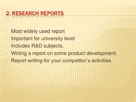 Report Writing Ppt by Format Tesis Ugm