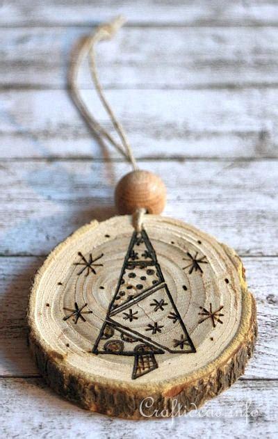 wood crafts for christmas wood burned christmas