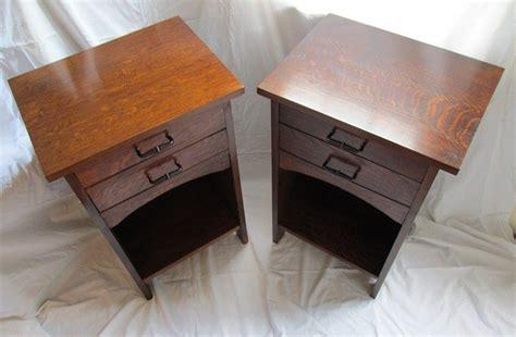 stickley nightstands  brianl  lumberjockscom