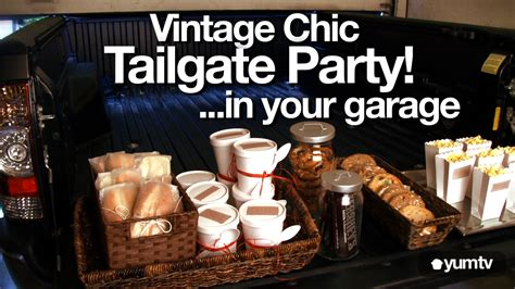 Come With Me Tailgate Ae The Look by Bowl Tailgate Popsugar Food
