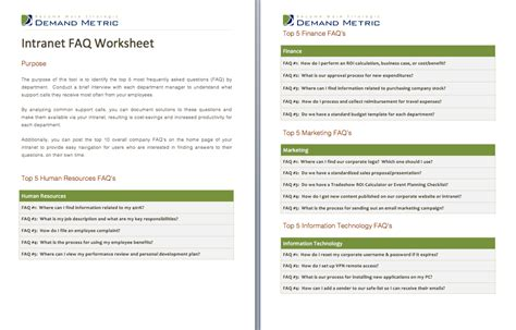 faqs template 28 frequently asked questions template templates 187