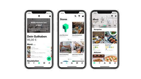 layout app ios benutzerfreundlichkeit durch reduktion klare strukturen
