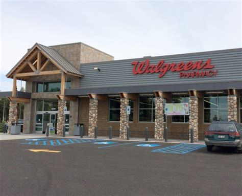 walgreens store davis block concrete