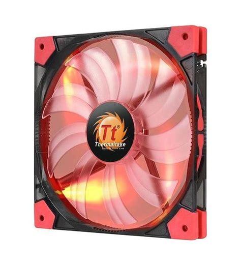 slim pc fan buy thermaltake 14 slim fan 140mm led 15mm