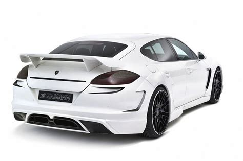 Porsche Tuner by Porsche Panamera Turbo Gets More Power And Wide Kit