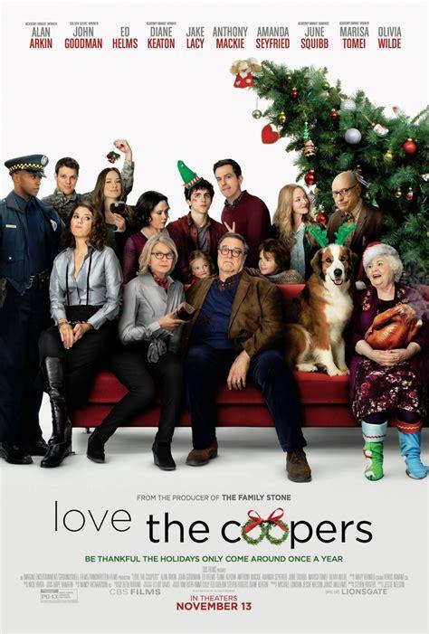 Film Love C | affiche du film love the coopers affiche 2 sur 2 allocin 233