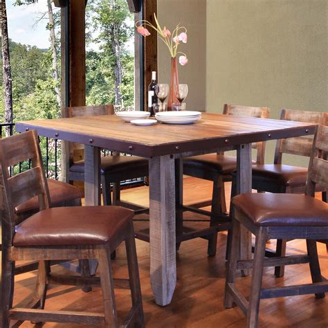 Dining Room Furniture Direct International Furniture Direct 900 Antique 52 Quot Counter