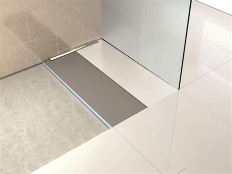 wedi piatto doccia piatto doccia filo pavimento piastrellato su misura fundo