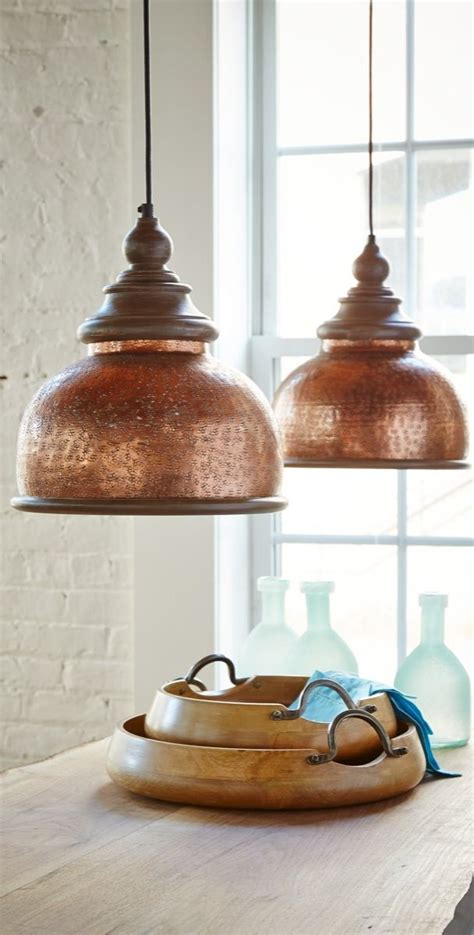 copper kitchen lights best 20 copper pendant lights ideas on copper