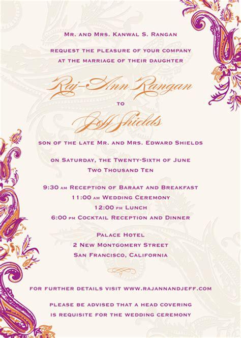 indian wedding invitation wording indian wedding invitation quotes quotesgram