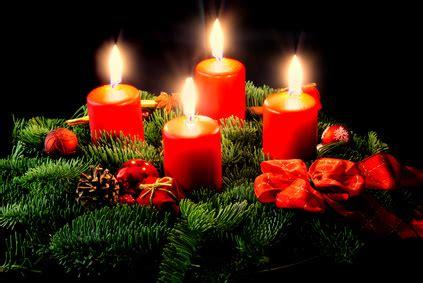 le 4 candele dell avvento adventskranz